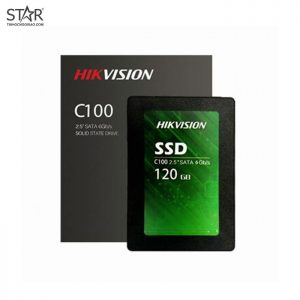 SSD 120G Hikvision C100