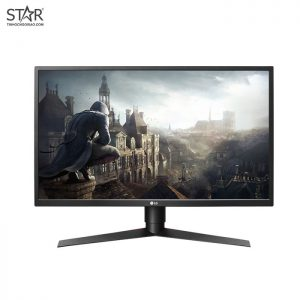LCD 27'' LG 27GK750F-B Full HD 1ms 240Hz