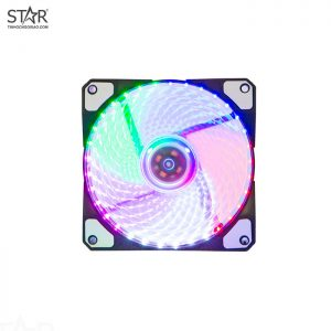 Fan Case 12025 12cm Led RainBow