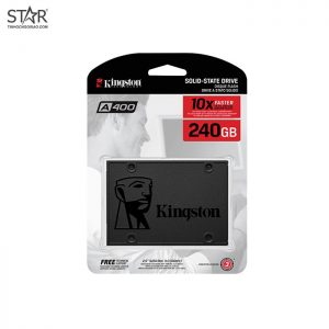 SSD 240G Kingston A400 Sata III 6Gb/s TLC