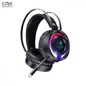 Tai nghe Lightning Super V6S 7.1 Led RGB