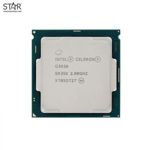 CPU Intel Celeron G3930 tray