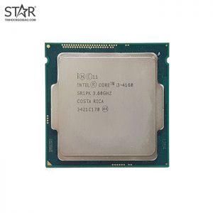 CPU Intel core i3 4160