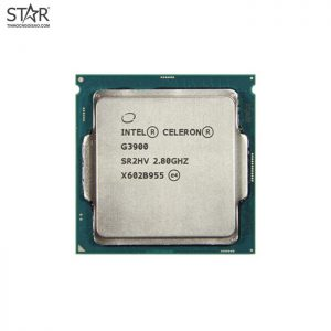 CPU Intel Celeron G3900 tray