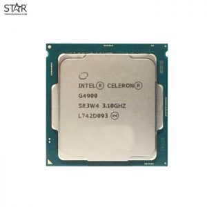 CPU intel celeron G4900 tray