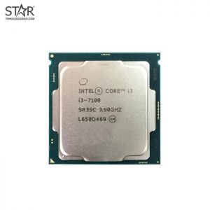 CPU intel core i3 7100 tray