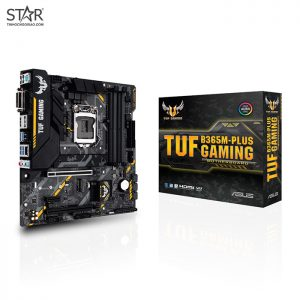 Asus B365M TUF Plus Gaming