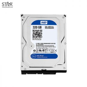 HDD Western 320G Digital Renew