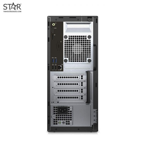 Máy Bộ Dell Optiplex 3050MT: Core i5 7500/Ram 4G/HDD 1TB/DVDRW/KB+Mouse/Ubuntu(42OT35D006)