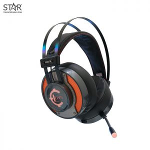 Tai Nghe Jin Dun GS927 Led 7.1 Gaming