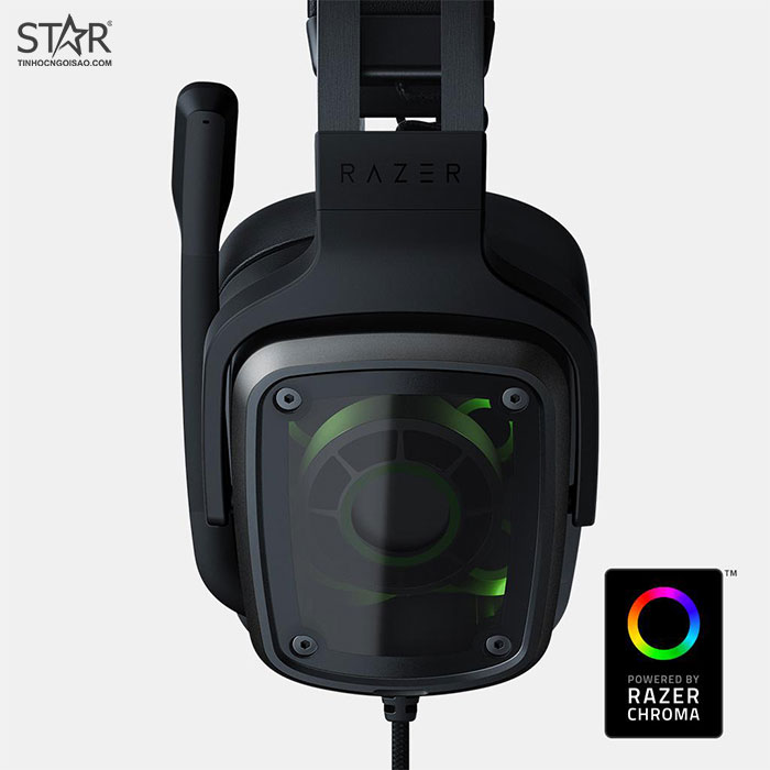 Tai Nghe Razer Tiamat 7.1 V2 Analog/Digital Surround Gaming (Đen) - RZ04-02070100-R3M1