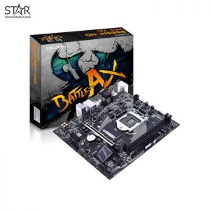 Mainboard Colorful B365M-HD Battle-AX Pro V21