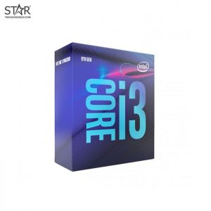 CPU intel core i3 9100