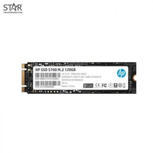 Ổ cứng SSD 120G HP S700 M.2