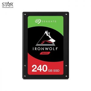 SSD 240G Seagate IronWolf 110