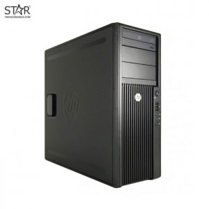 Cấu Hình Gaming HP Z420 Workstation E5-1620 V1