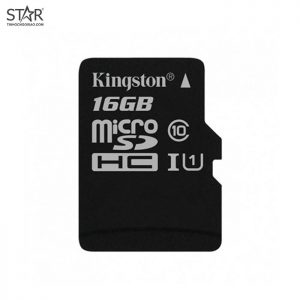 Thẻ nhớ Micro SD Kingston 16G SDCS C10