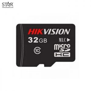 Thẻ nhớ Micro SD Hikvision 32G C10 92MB/s