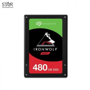 Ổ cứng SSD 480G Seagate IronWolf 110