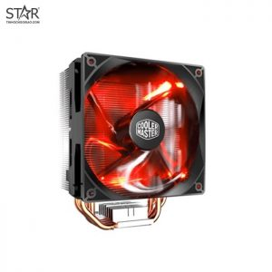 Tản Nhiệt CPU Cooler Master Hyper 212 Led Red