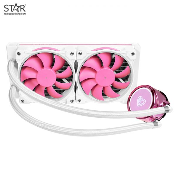 Tản Nhiệt CPU ID-Cooling Pinkflow 240 AiO ARGB Cooling