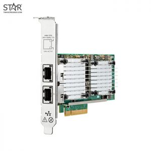 Card LAN HP Ethernet 10Gb 2-port 530T Adapter