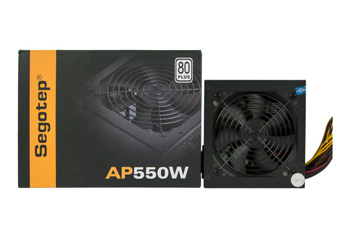 PSU Segotep SG-650AE 550W 80 Plus White