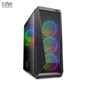 Case E-Dra Shadow Predator ECS1501 (No Fan)