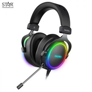 Dare-U EH925S Pro 7.1 Surround Gaming Led RGB (Đen)