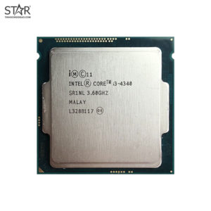 CPU Intel Core i3 4340