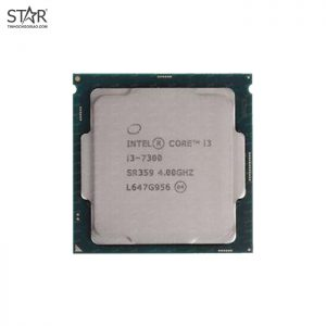 CPU Intel Core i3 7300