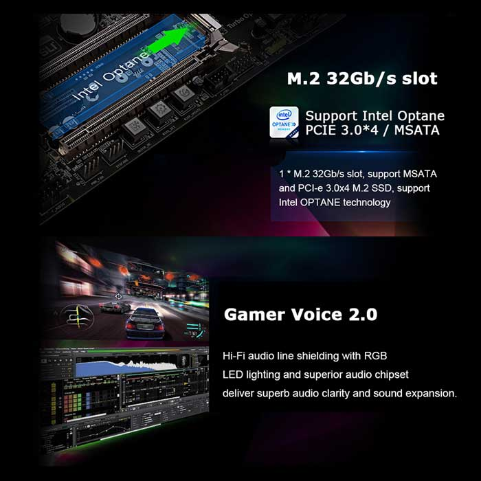 Mainboard Colorful iGame Z270 Ymir-X