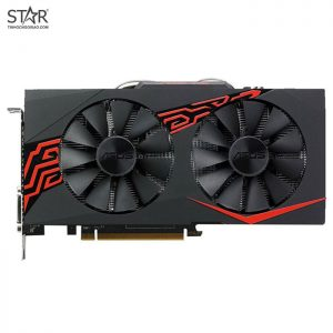 VGA Asus RX570 4G D5 Expedition (EX-RX570-4G) 2 Fan