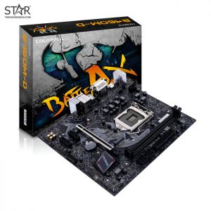 Mainboard Colorful Battle-AX B460M-D V20