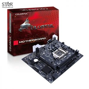 Mainboard Colorful H310M-E Pro V20