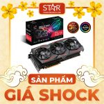 RX5600XT 6G GDDR6 Asus ROG Strix Gaming TOP Edition