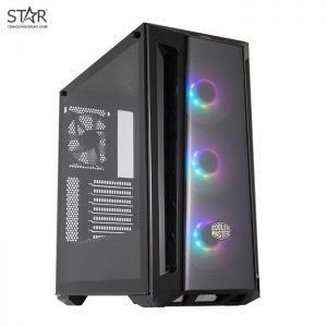 Case Cooler Master MasterBox MB520 ARGB Mid Tower