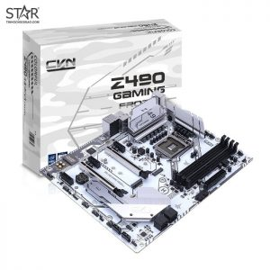 Mainboard Colorful CVN Z490 Gaming Frozen V20