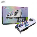 Colorful RTX 3060Ti 8G GDDR6 iGame Ultra W OC-V White
