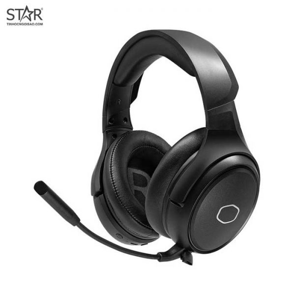 Tai Nghe Cooler Master MH670 7.1 Surround Gaming Wireless (Đen)